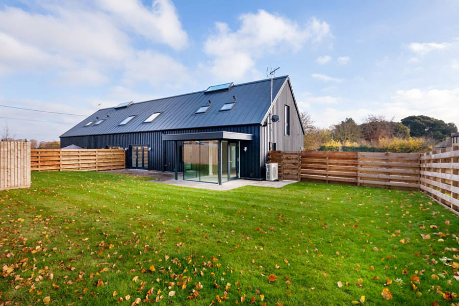 Hill Farm, plot 8 CGI