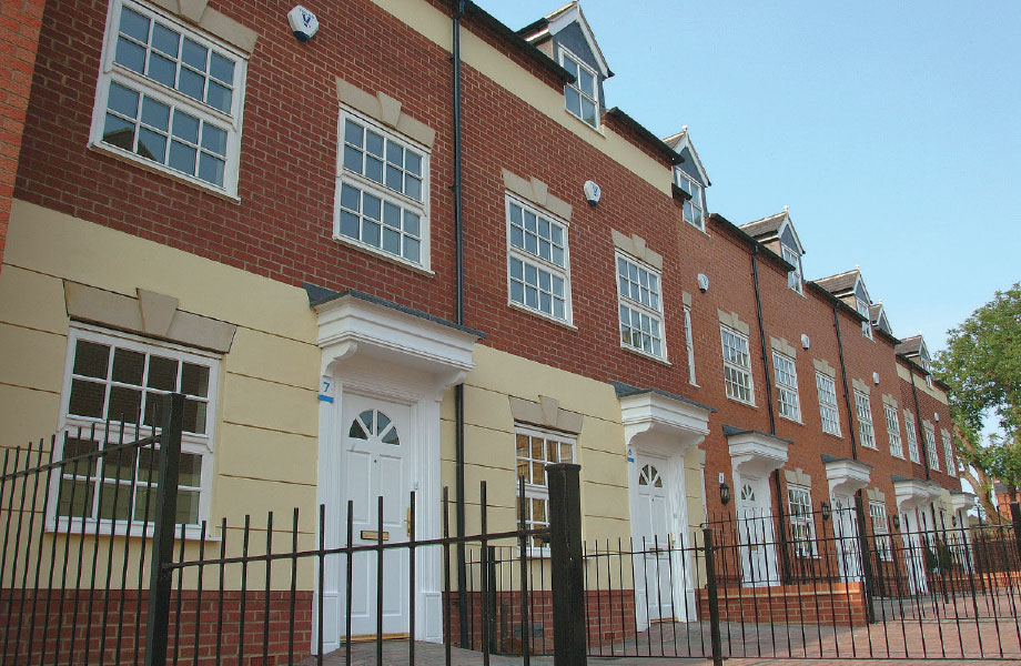 Regency House & Mews, Kettering 01