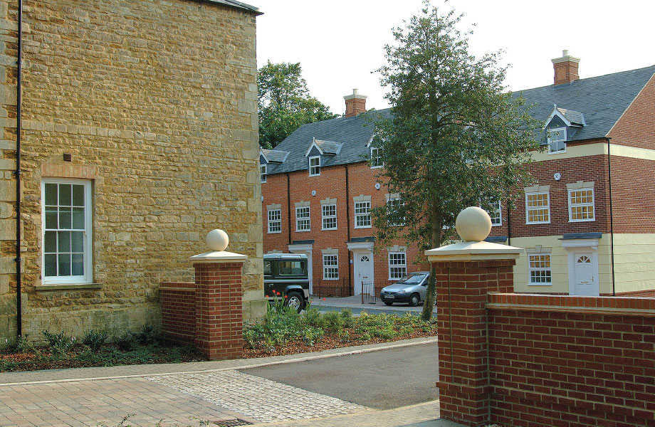 Regency House & Mews, Kettering 02