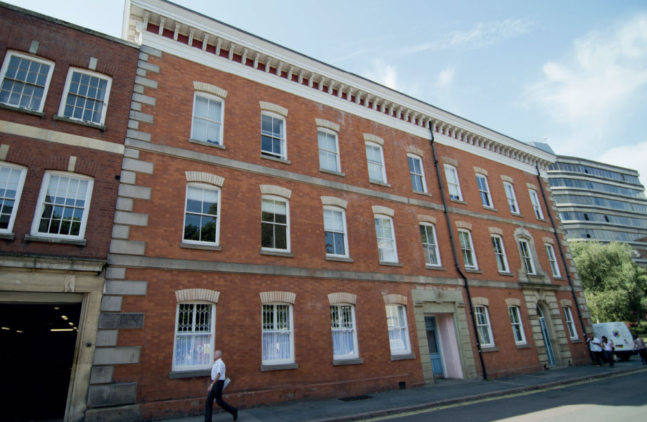 The Cotton Mill, Leicester 01